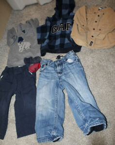 Boys clothing winter size 18 - 24m, summer 2T, $ 10 everything