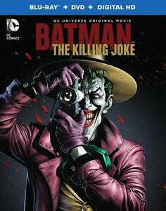 Batman: The Killing Joke Blu-ray + DVD + Digital Copy