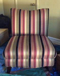 Art Deco accent chair - moving sale