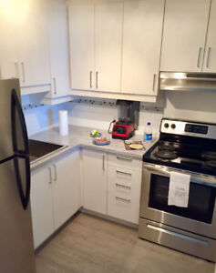 ***JULY FREE!!*** Looking to sublet 3 1/2 renovated 1st August!!