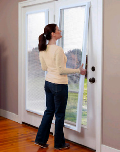 ODL Add-On Blinds for exterior door