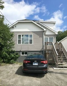 Renovated 2-unit house on a quiet street - great investment