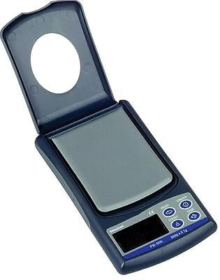 Salter Brecknell Pb-500 Pocket Balance Portable Weighing Scale 500g