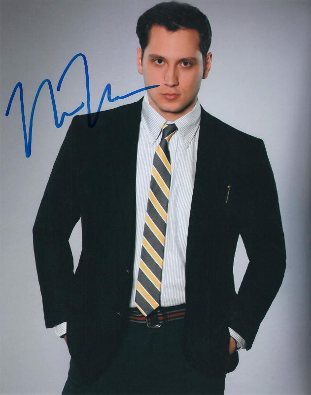 MATT McGORRY.. How To Get Away With Murder - SIGNED