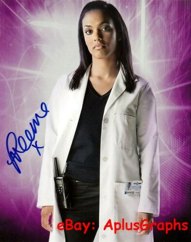 FREEMA AGYEMAN... Doctor Who - SIGNED