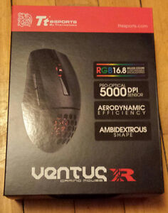 New in package! Ttesports Ventus R gaming mouse! Valued at $50