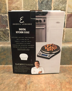 Digital Kitchen Scale Brand New Never Used