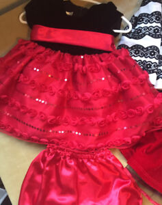 3-12 month dresses all for $10
