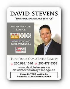 Need a Realtor with Great Integrity? Call David Stevens