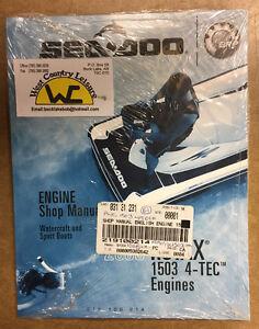 SEA-DOO 2005 1503 4-TEC ENGINE SHOP MANUAL