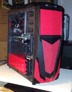 CUSTOMIZED AMD 4 CORE GAMING PC
