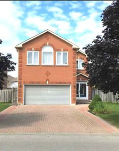 BEAUTIFUL HOME IN MARKHAM FOR RENT $2200 - 4 BEDROOM 5 WASHROOM