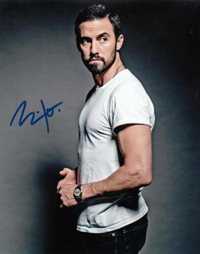 MILO VENTIMIGLIA.. Hot Handsome Hunk (This Is Us) SIGNED
