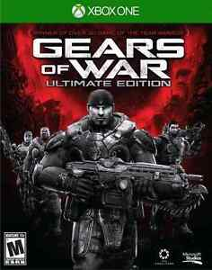 Gears of war ultimate edition à vendre.