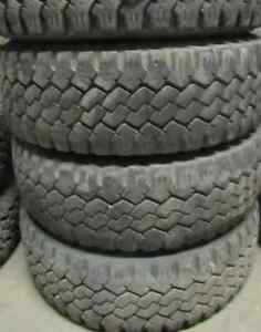 Used Tires. LT275+70+18 INCH $850/4 TIRES (((85-90%TREAD)))