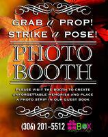 Photo Booth - Photobooth Rental - BEST DEAL in Regina!