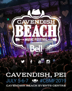 CBMF General Admission Ticket for 3 days