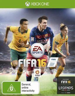New FIFA 16