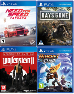PS4 Games for sale - Still available