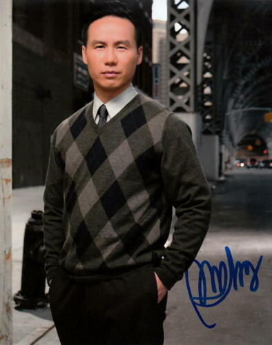 B. D. WONG.. Law & Order: Special Victims Unit - SIGNED