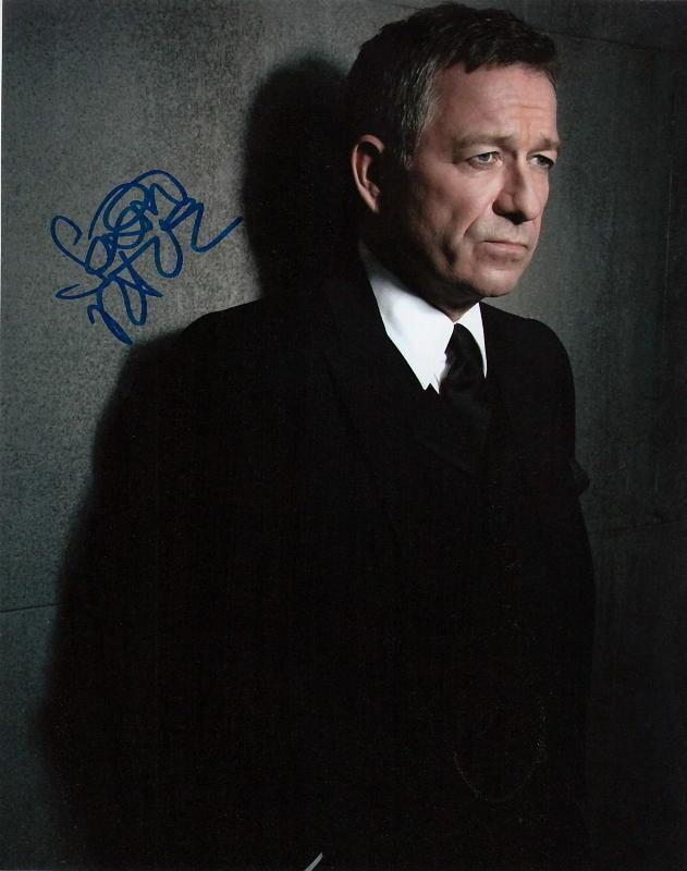 SEAN PERTWEE.. Gotham's Alfred Pennyworth - SIGNED
