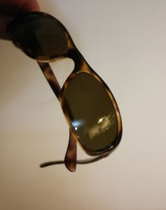 Ray Ban Sunglasses, Made in Italy
