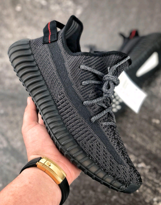size 40 adc5b c5264 Adidas yeezy 350 black static and 700 | in Falkirk | Gumtree
