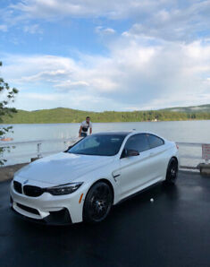 BMW M4 2018 - LEASE TRANSFER (AVEC 3000$ EN CASH)