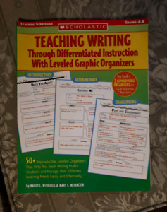 Teaching Writing: Differentiated Instruction