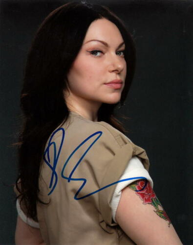 LAURA PREPON.. Orange Is The New Black Beauty - SIGNED
