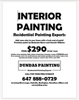 Residential Painting Experts