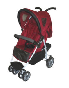 Brand new stroller, used once only.