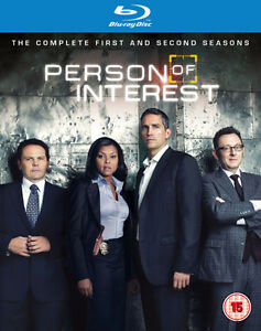 Person of Interest: The Complete First Season [Blu-ray]