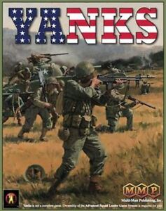 ASL Yanks 2nd Edition Advanced Squad Leader MMP New In Shrink Wrap