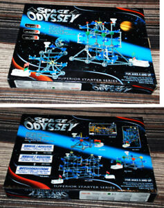Construction building set - Space Odyssey - New - Great Gift