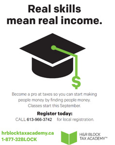 Become a Tax Pro Today
