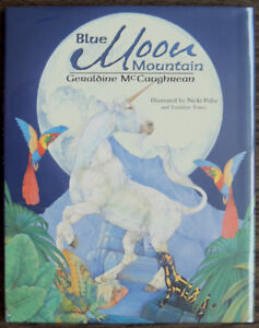Blue Moon Mountain New introduction to mythical creatures