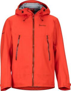 Manteau Shell Marmot Red Star large