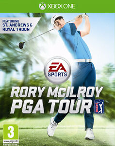 Golf game xbox one