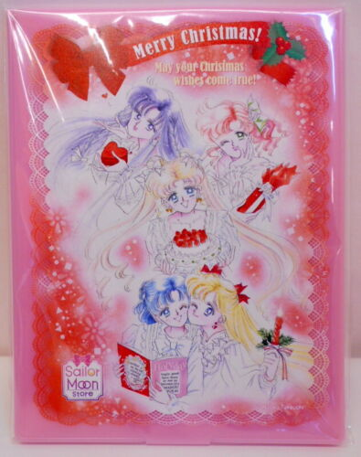 Sailor Moon Store 2017 Christmas Limited Edition Exclusive Mirror NEW