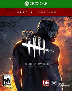DEAD BY DAYLIGHT XBOX ONE SPECIAL EDITION
