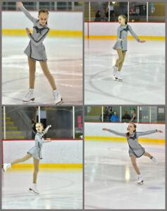Robe de patinage