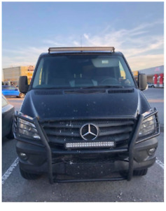Mercedes Benz ohi spr 2500 4x4 2016