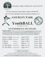 Gourley Park Youth Baseball (Ages 4-17) - Hamilton West Mountain
