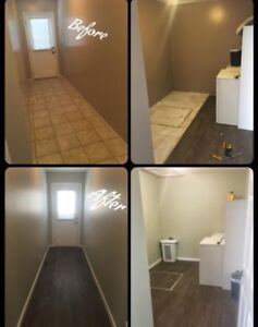 Newly renovated 2 bedroom duplex for June 1, 2018!