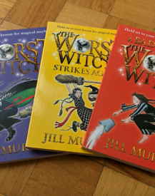 The Worst Witch: First Three Books