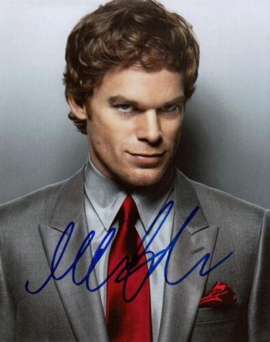 MICHAEL C. HALL.. Handsome Hunk (Dexter) SIGNED