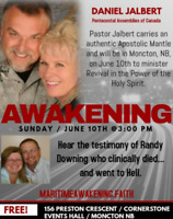 Join us in Moncton on June 10th!