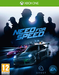 JEUX XBOX ONE NEED FOR SPEED 450 634 2177