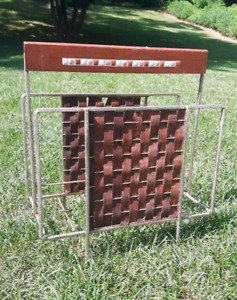 Vintage Magazine Rack *Delivery Available*